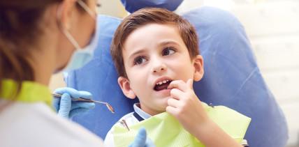 Kinderzähne sind ein Kollateralschaden der Pandemie