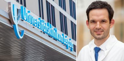 Prof. Till Köhne leitet die KFO am Universitätsklinikum Leipzig