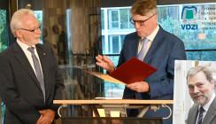 VDZI verleiht höchste Auszeichnung an Udo Nicolay und Ludwig Leissing