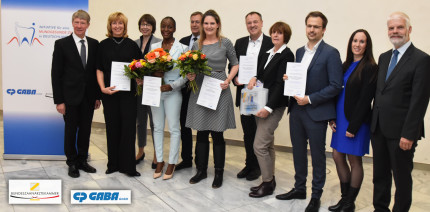 Zahnmedizin plus Pädagogik: BZÄK und CP GABA Präventionspreis