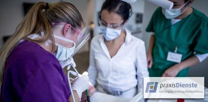 praxisDienste: Weiterbildung zur ZMP als Kurs mit Fernlernanteil