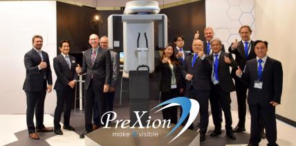 PreXion: Neuer Präzisionsstandard in der 3D-Bildgebung
