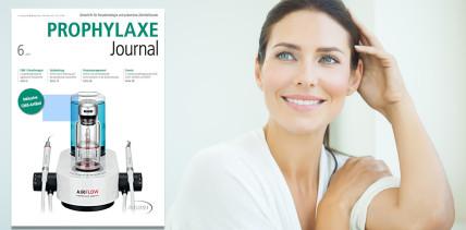 Von Parodontitistherapie bis PZR – Aktuelles Prophylaxe Journal online
