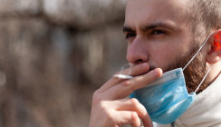 Raucher: Höheres Risiko für schwere Corona-Infektion