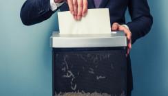 Rechnungen & Belege: Wann Unterlagen in den Schredder können