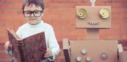 Fun for Kids: Mit diesem Roboter lieben Kinder ihren Zahnarzt