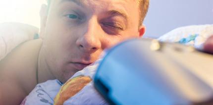 Chronischer Schlafmangel erhöht die Risikobereitschaft