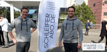 Launch auf der IDS: www.schleiferabo.de ist online!