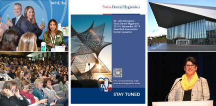 43. Jahreskongress von Swiss Dental Hygienists