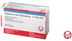Septodont: Septanest mit neuer Produktbezeichnung