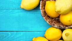 Zitronensäure stimuliert Abwehrkräfte im Speichel
