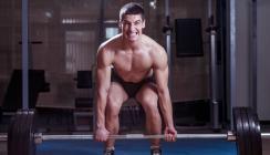 Kraftsport: Wer zu viel pumpt, riskiert seine Zähne