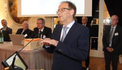 Prof. Dr. Adrian Lussi – Ehrenmitglied der SSO