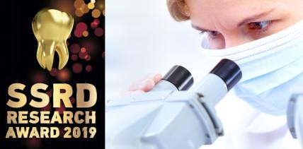 SSRD Awards 2019 für Forschung und Zahntechnik