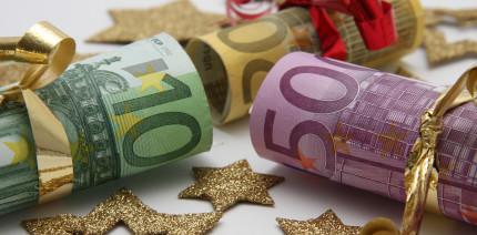Weihnachtsgeld: Klingelt es wirklich im Geldbeutel?