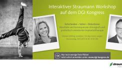 DGI Kongress: Interaktiver Straumann Workshop und mehr