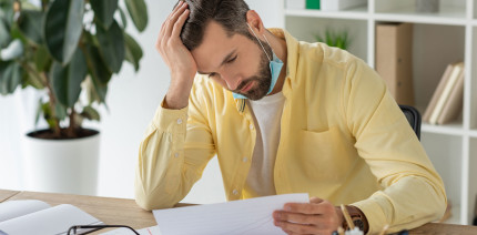 Stressniveau auch nach Lockerung der Corona-Massnahmen erhöht