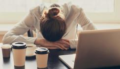 Studie: 87 Prozent der Menschen in Deutschland sind gestresst
