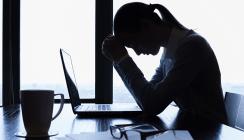 Leistungsdruck und Kostensenkung stressen Arbeitnehmer