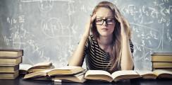 Rund 64 Prozent der Studenten leiden unter Kopfschmerzen