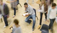 Rund eine halbe Million Studenten psychisch krank