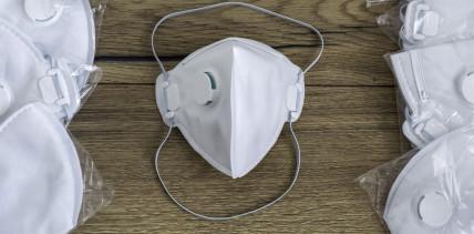 Studie zur Wiederaufbereitung medizinischer Schutzmasken
