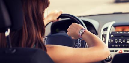 Stress auf dem Arbeitsweg kann Produktivität beeinträchtigen