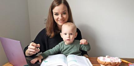 Kann man mit einem Kleinkind Zahnmedizin studieren?