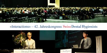 «Interactions» – 42. Jahreskongress von Swiss Dental Hygienists