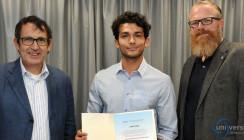 Syrer erhält Preis als bester ausländischer Zahnmedizinstudent