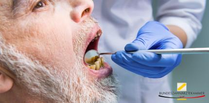 Mundgesundheit bei Menschen mit Unterstützungsbedarf schlecht