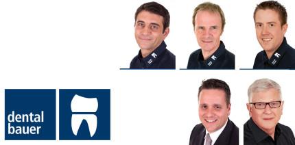 Doppelte Teampower bei dental bauer