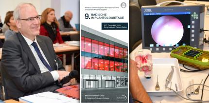 9. Badische Implantologietage mit breit gefächertem Programm