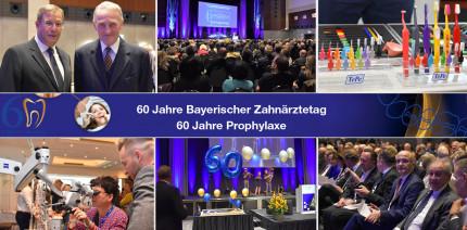 2.000 Teilnehmer beim 60. Bayerischen Zahnärztetag