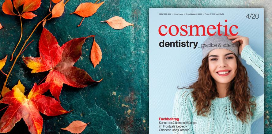 cosmetic dentistry: Chancen und Grenzen ästhetischer Zahnheilkunde