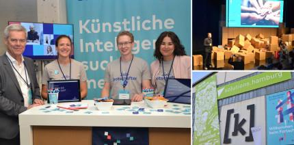Co-Evolution Summit 2018 eröffnet: Neues vom Fortschritt aus Hamburg