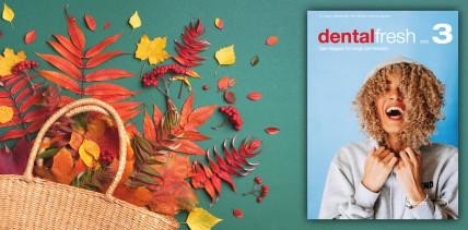Von LKW bis postdigital: Herbstausgabe der dentalfresh