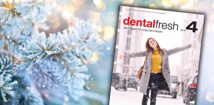 Dancing dentist & politische Zahnmedizin: dentalfresh ist online