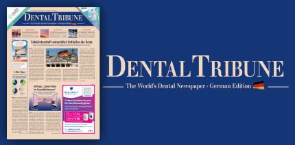 Die aktuelle Dental Tribune Deutschland jetzt als ePaper lesen
