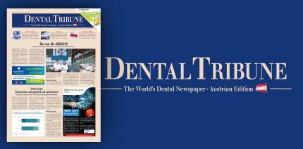 """Dental Tribune Österreich mit Schwerpunkt """"Praxishygiene"""" online"""