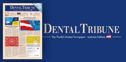 """""""Restaurative Zahnheilkunde"""" im Fokus der Dental Tribune Österreich"""