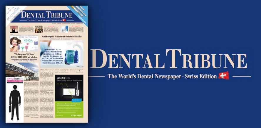 Druckfrisch: Prothetik im Fokus der Dental Tribune Schweiz
