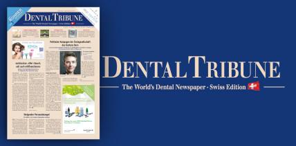 Dental Tribune Schweiz als ePaper: Restaurative Zahnheilkunde im Fokus