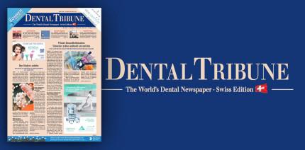 Oktober-Ausgabe der Dental Tribune Schweiz: Jetzt als ePaper lesen