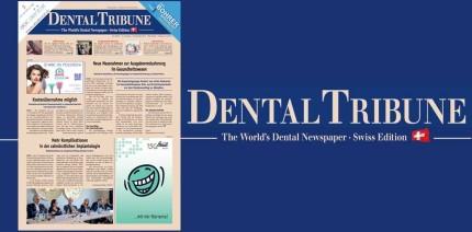 Prothetik im Mittelpunkt – Dental Tribune Schweiz 8/2017 erschienen