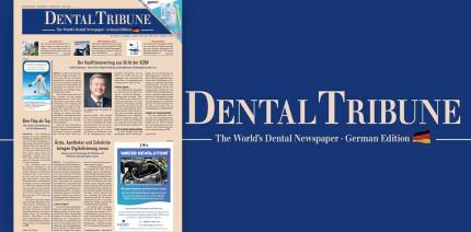 März-Ausgabe erschienen: Dental Tribune Deutschland online lesen