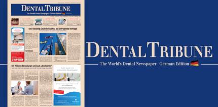 Rund um die Implantologie: Dental Tribune Deutschland erschienen