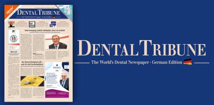 Aktuelle Ausgabe der Dental Tribune Deutschland online