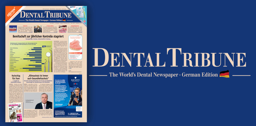 Parodontologie im Fokus der Dental Tribune Deutschland