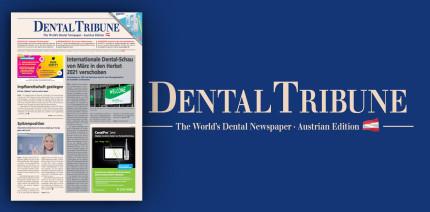 Jetzt in neuem Look: Relaunch der Dental Tribune Österreich